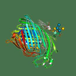 Molmil generated image of 1qjq