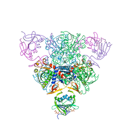 Molmil generated image of 1rab