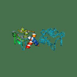 Molmil generated image of 1raq