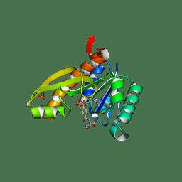 Molmil generated image of 1rbm