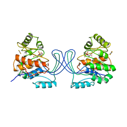 Molmil generated image of 1rk2