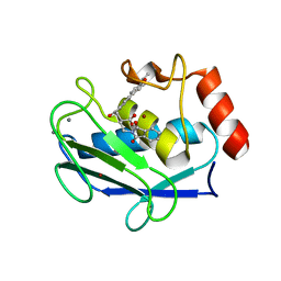 Molmil generated image of 1ros