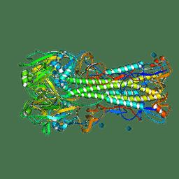 Molmil generated image of 1ruz