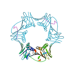 Molmil generated image of 1rxz