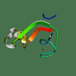 Molmil generated image of 1ryq
