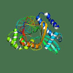 Molmil generated image of 1sa3