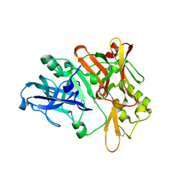 Molmil generated image of 1sgz