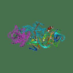 Molmil generated image of 1slx