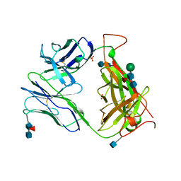 Molmil generated image of 1tcr