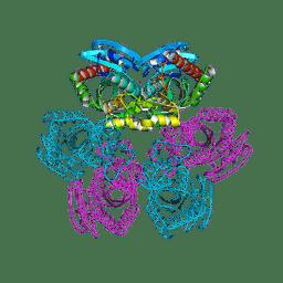Molmil generated image of 1tgv