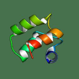Molmil generated image of 1tiz