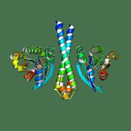 Molmil generated image of 1tu3