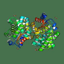 Molmil generated image of 1u60