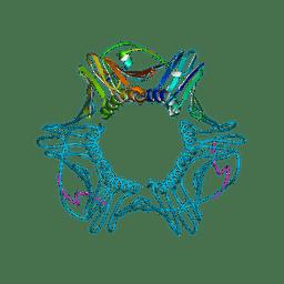 Molmil generated image of 1u7b