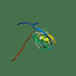 Molmil generated image of 1ueq