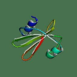Molmil generated image of 1ugi