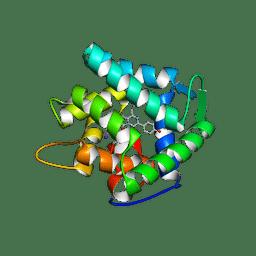 Molmil generated image of 1uhi