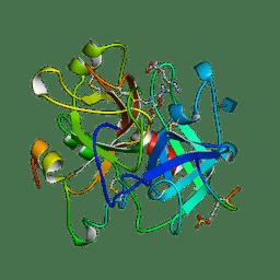 Molmil generated image of 1uma