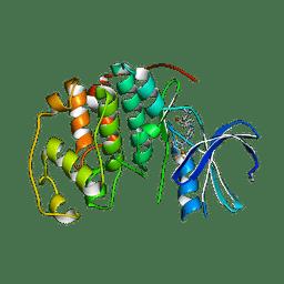 Molmil generated image of 1v1k