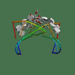Molmil generated image of 1vaq