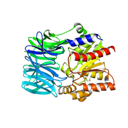 Molmil generated image of 1ve7