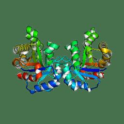 Molmil generated image of 1vga