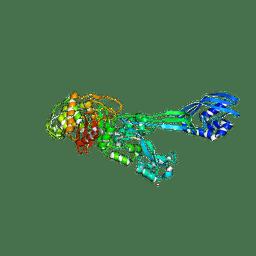 Molmil generated image of 1vqq