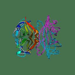 Molmil generated image of 1vwa
