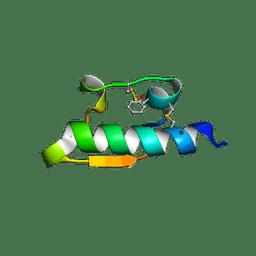 Molmil generated image of 1wav