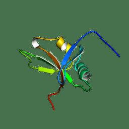 Molmil generated image of 1wxa