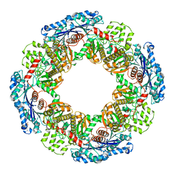 Molmil generated image of 1x9j
