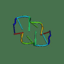 Molmil generated image of 1xam