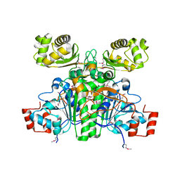 Molmil generated image of 1xk7