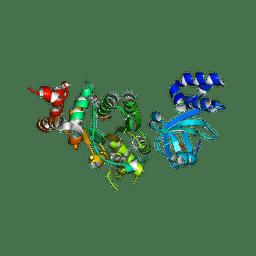 Molmil generated image of 1xpu