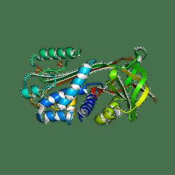 Molmil generated image of 1xu8