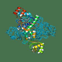 Molmil generated image of 1xvv