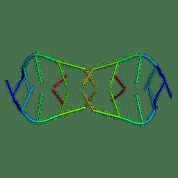 Molmil generated image of 1ybl