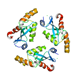 Molmil generated image of 1yf9