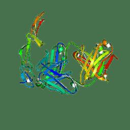 Molmil generated image of 1za3