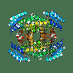 Molmil generated image of 1zem