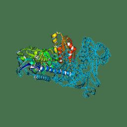 Molmil generated image of 1zkq
