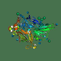 Molmil generated image of 1zpu