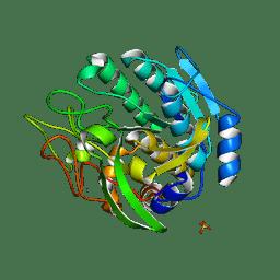Molmil generated image of 1zvj
