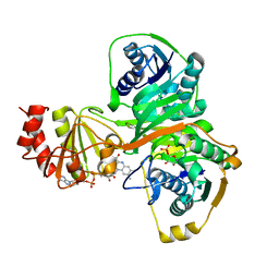 Molmil generated image of 2a1u