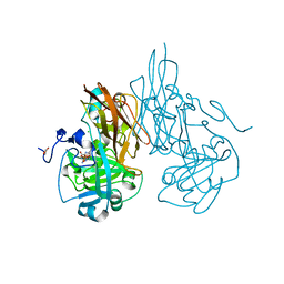 Molmil generated image of 2a99