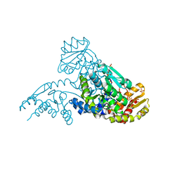 Molmil generated image of 2aeu