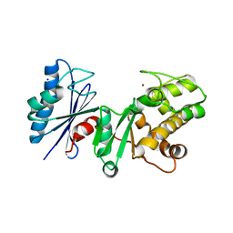 Molmil generated image of 2ap1