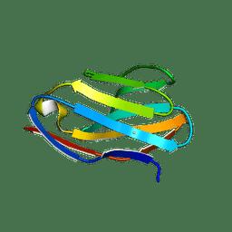 Molmil generated image of 2apt