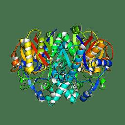 Molmil generated image of 2aqb