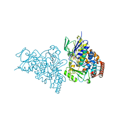 Molmil generated image of 2aqj